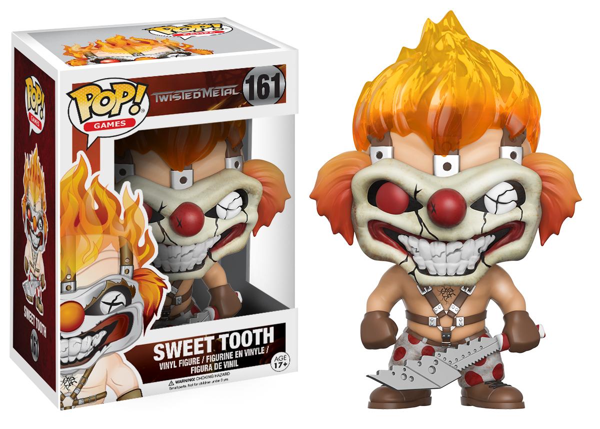 Twisted Metal - Sweet Tooth Pop! Vinyl Figure image