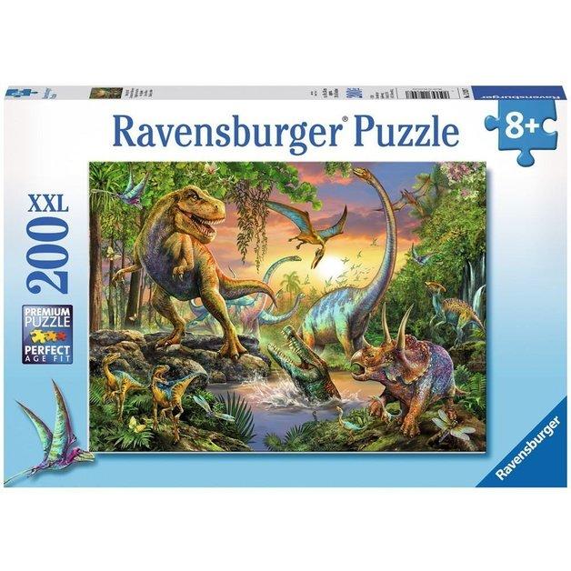 Ravensburger: Ancient Dinos - 200pc Puzzle