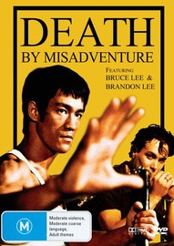 Death by Misadventure on DVD image