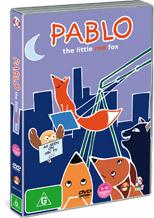 Pablo the Little Red Fox - Run Pablo Run! on DVD
