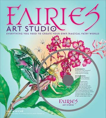 Fairies Art Studio: Everything You Need to Create Your Own Magical Fairy World by David Riche image