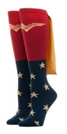 DC Comics: Wonder Woman Caped - Knee High Socks