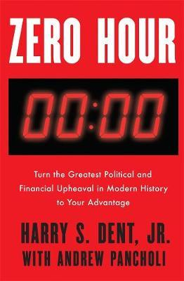 Zero Hour: Turn the Greatest Political and Financial Upheaval in Modern History to Your Advantage by Harry S Dent