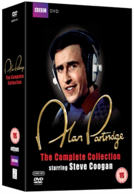 Alan Partridge: The Complete Collection Box Set on DVD