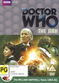 Doctor Who: The Ark on DVD