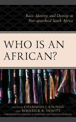 Who Is an African? image