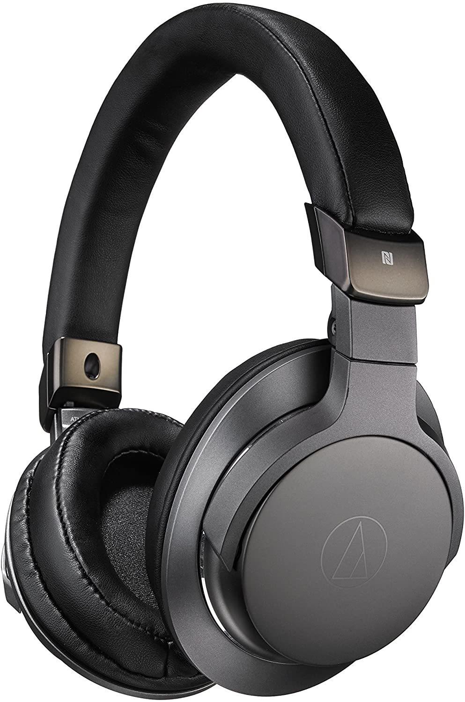Audio-Technica ATH-SR6BTBK Wireless Over-Ear High-Resolution Headphones image