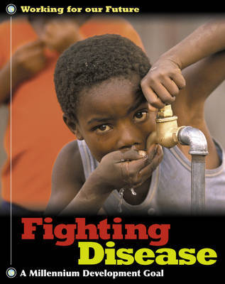 Fighting Disease by Judith Anderson image