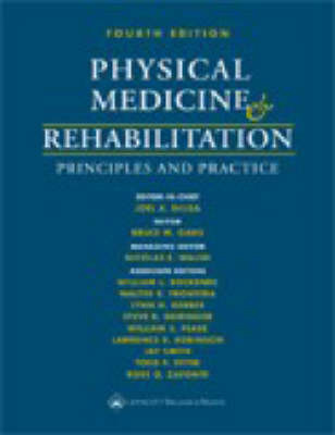 Physical Medicine and Rehabilitation: Principles and Practice image