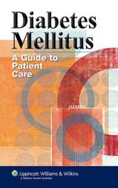 Diabetes Mellitus: A Nurse's Guide to Patient Care image