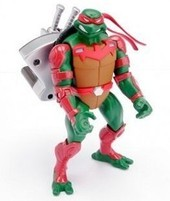 Teenage Mutant Ninja Turtles - Fast Forward Triple Strike Raph