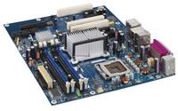 Intel Box Motherboard DG965WHMKR ATX Viiv Gig  Raid + HP Deskjet D2360 Printer image