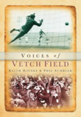 Voices of Vetch Field by Keith Haynes image