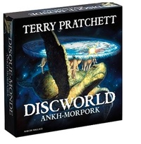 Discworld: Ankh-Morpork image