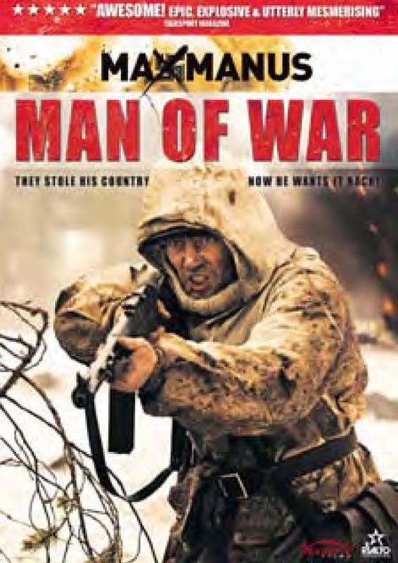 Max Manus: Man of War on DVD