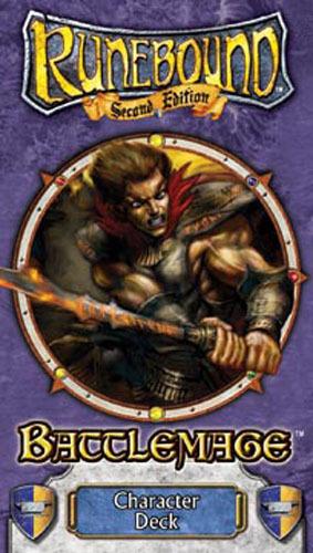 Runebound Character Deck: Battlemage