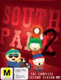 South Park - The Complete 2nd Season (3 Disc Box Set) DVD