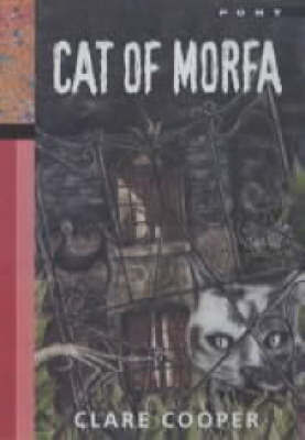 Cat of Morfa by Clare Cooper