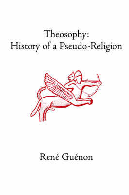 Theosophy by Rene Guenon image