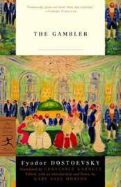 Mod Lib The Gambler by Fyodor Dostoevsky
