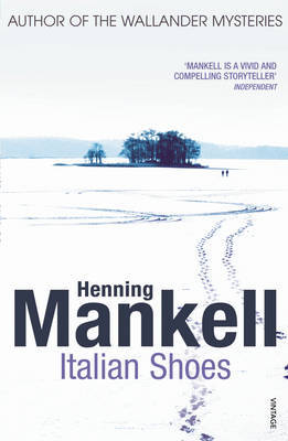 Italian Shoes by Henning Mankell image