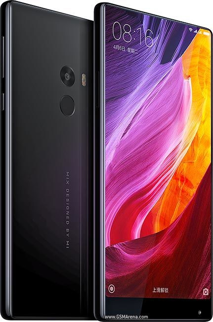 Xiaomi Mi MIX 128GB Dual SIM - Ceramic Black image