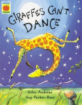 Giraffes Can't Dance Big Book by Giles Andreae image