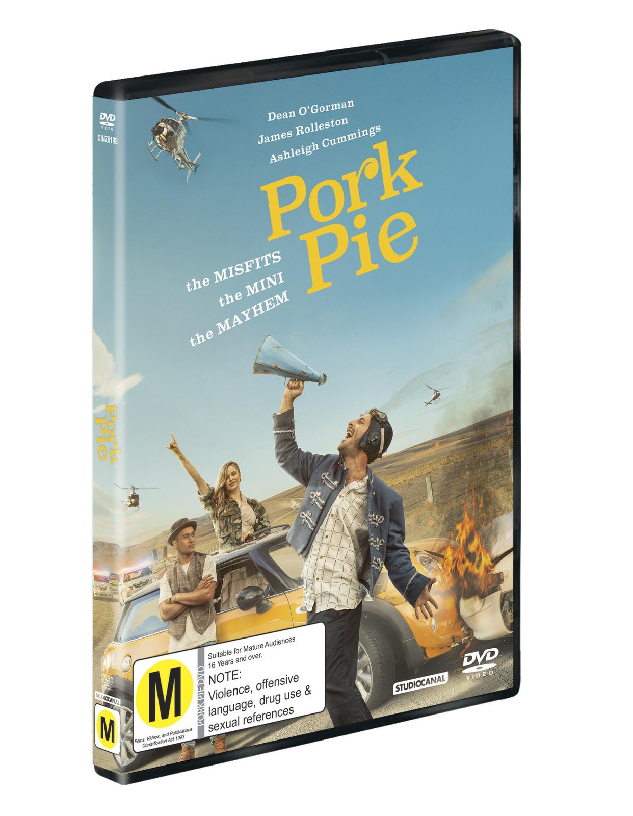 Pork Pie image