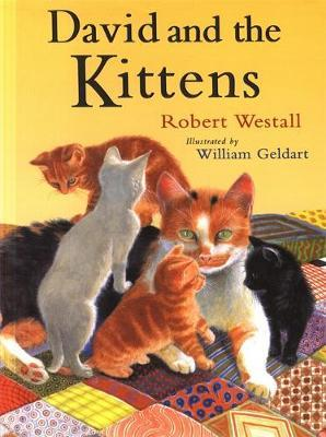 David and the Kittens by Robert Westall image