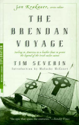 Brendan Voyage by Tim Severin