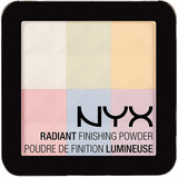 NYX Radiant Finishing Powder - Brighten