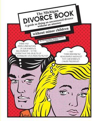 Michigan Divorce Book by Alan Bloomfeld