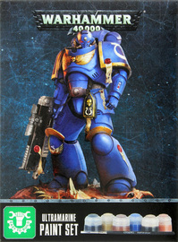 Warhammer 40,000 Ultramarines Paint Set