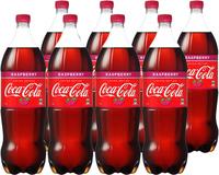Coca Cola Raspberry 1.5L (8pk)