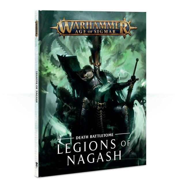 Warhammer Battletome: Legions of Nagash