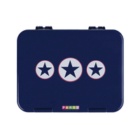 Navy Star Bento Box image