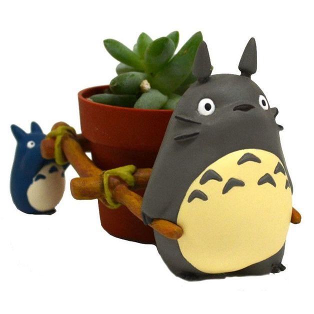My Neighbour Totoro - Mini Planter Pot