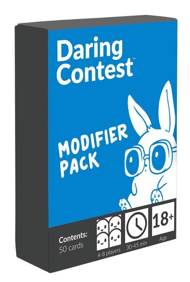 Daring Contest: Modifier Pack - Expansion image