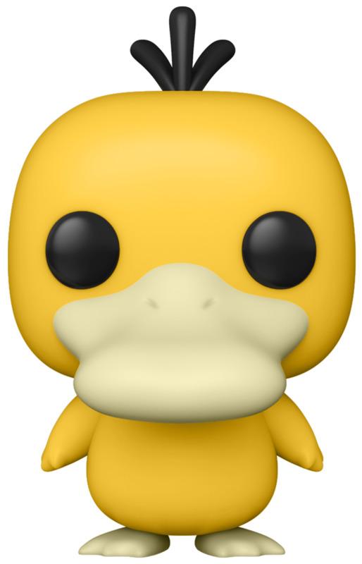 Pokemon: Psyduck - Pop! Vinyl Figure