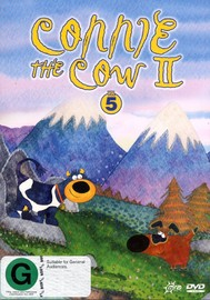 Connie The Cow II - Vol. 5 on DVD image