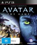 James Cameron's Avatar: The Game (Platinum) for PS3