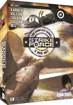Strike Force - The Complete Series (5 Disc Box Set) on DVD