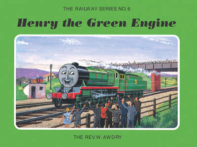 Henry the Green Engine by Wilbert Vere Awdry image