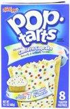 Kellogg's Pop Tarts Frosted Confetti Cupcake
