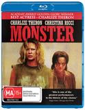 Monster on Blu-ray