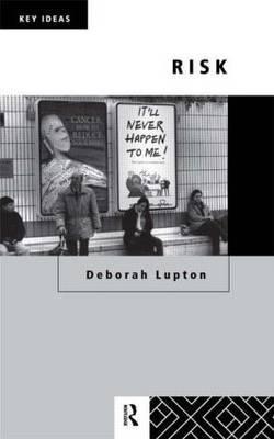 Risk by Deborah Lupton