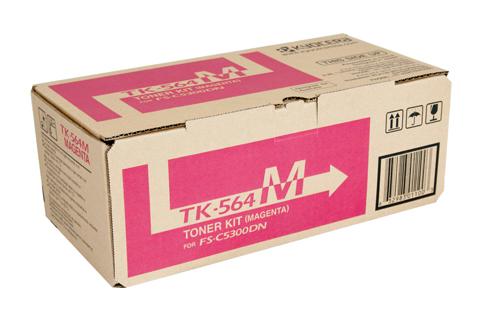 Kyocera TK-564M Toner (Magenta)