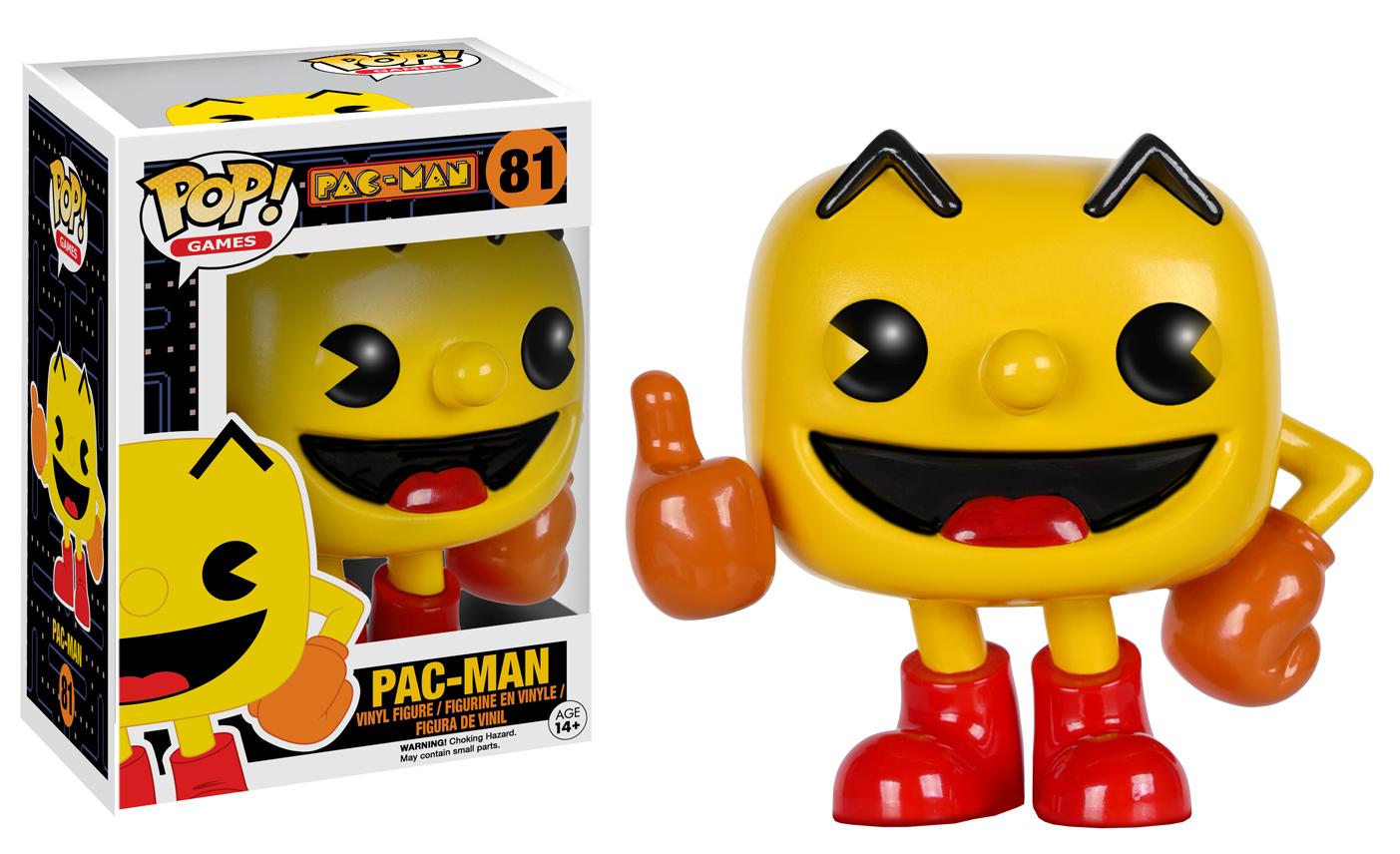 Pac-Man - Pop! Vinyl Figure image