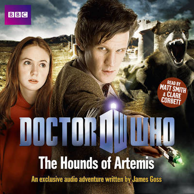 """Doctor Who"": The Hounds of Artemis: (Audio Original) image"