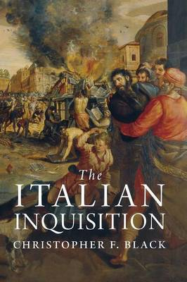 The Italian Inquisition by Christopher Black image
